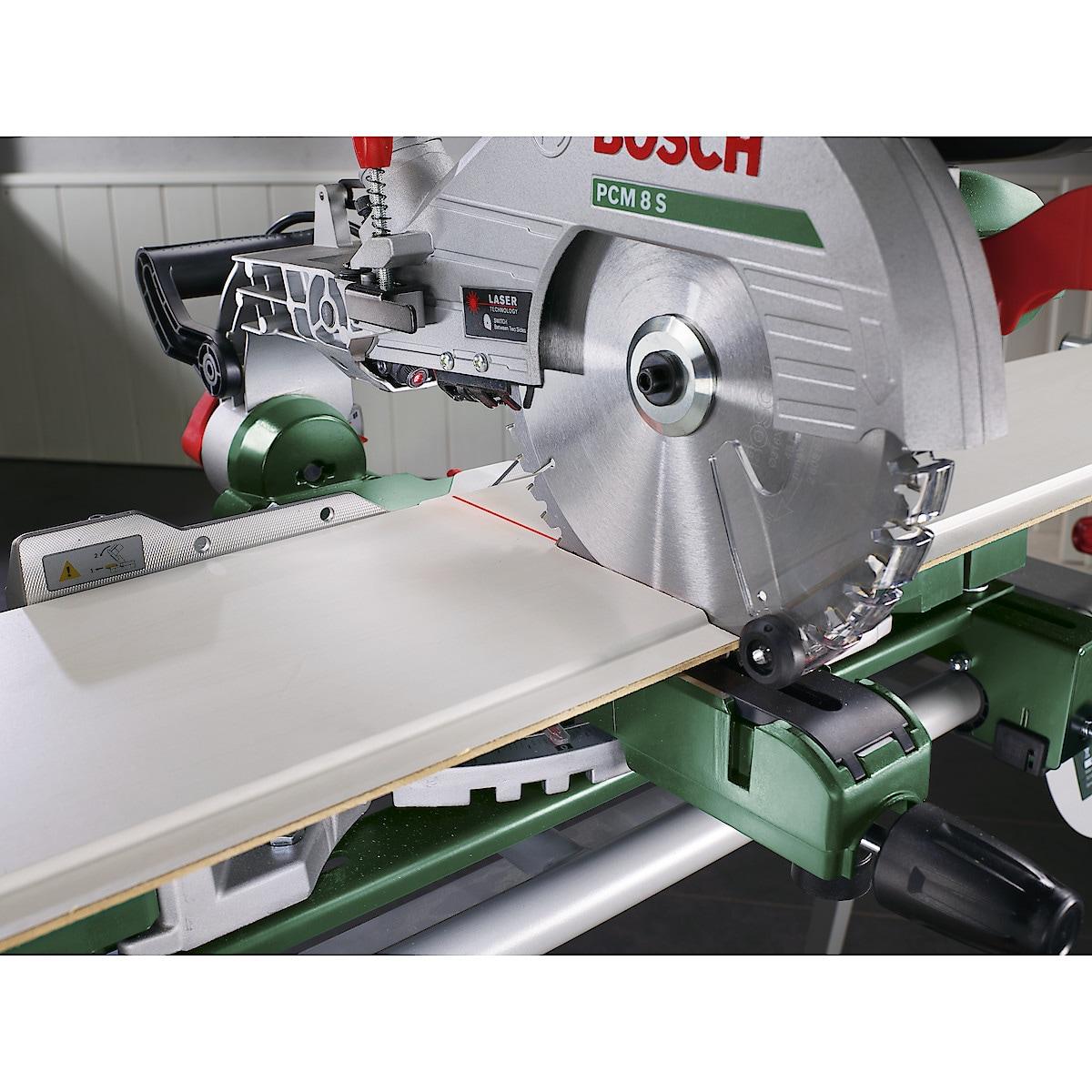 Kap- och geringssåg Bosch PCM 8 S