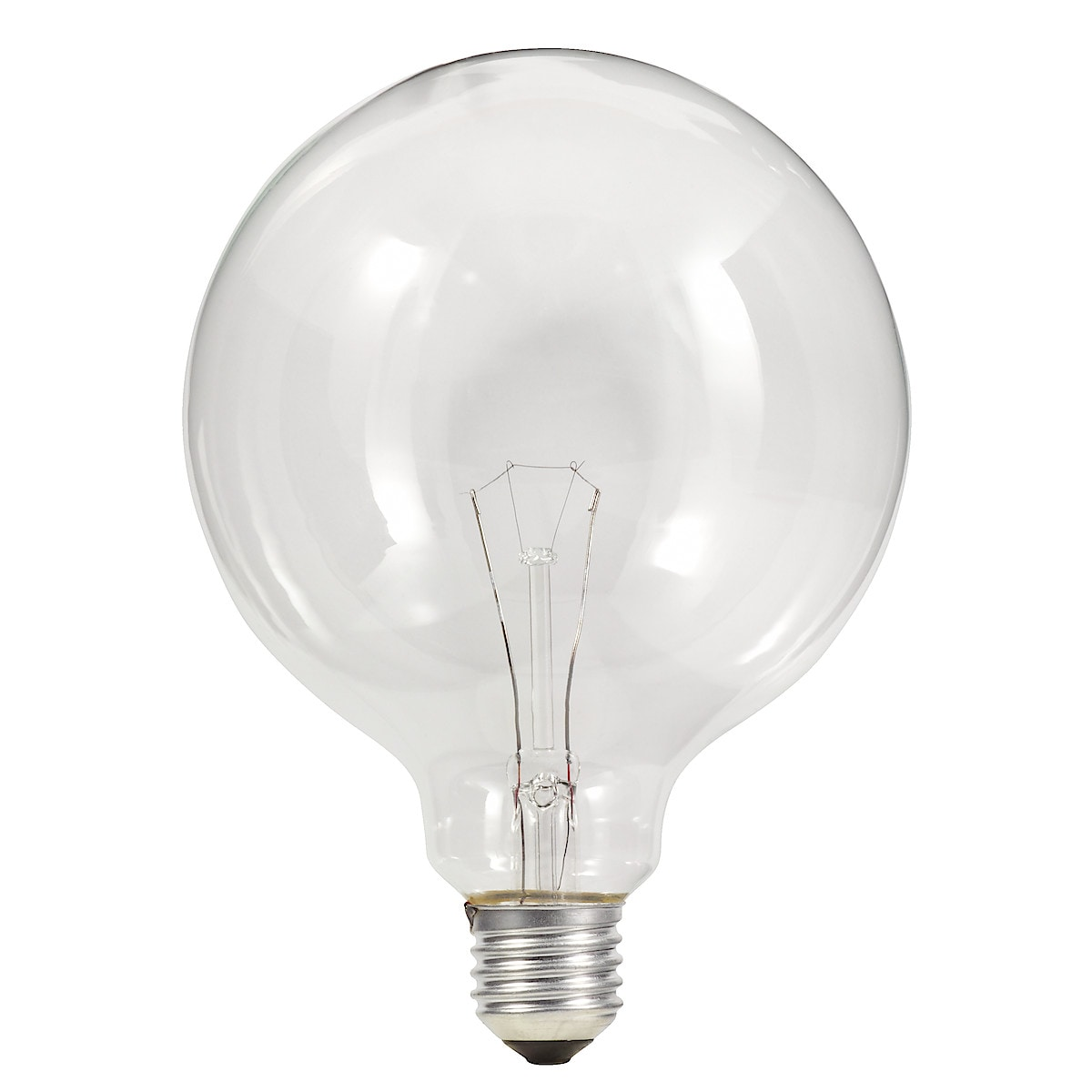 Glödtrådslampa Glob