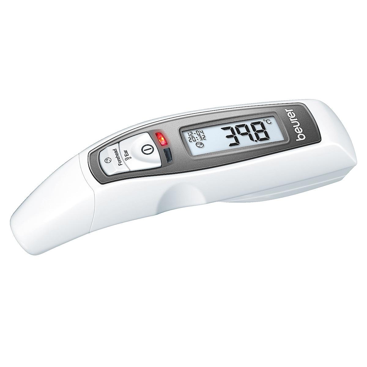 Pann och örontermometer FT65 Beurer | Clas Ohlson