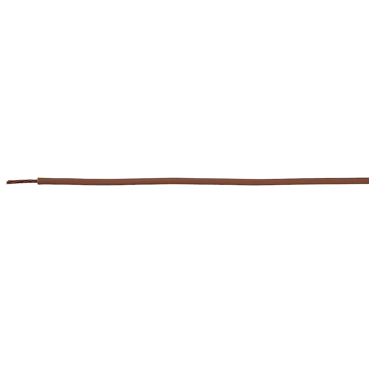 Kabel FQ 25 mm² brun