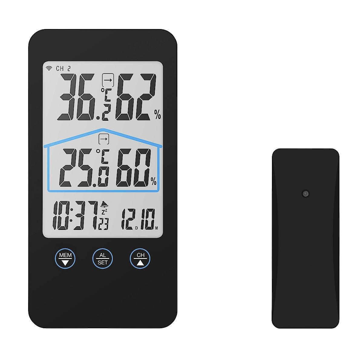 Wireless Hygrometer/Thermometer