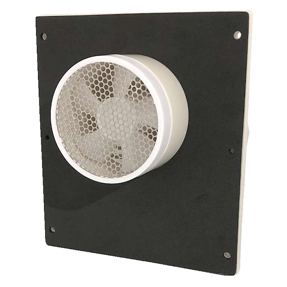 Solventilator Sunwind MiniVent med separat solpanel