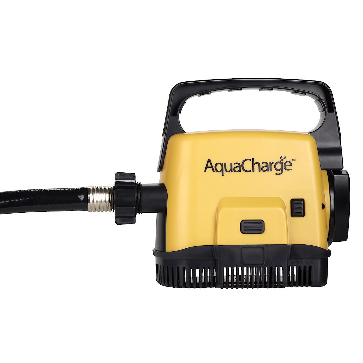 Laddbar länspump AquaCharge