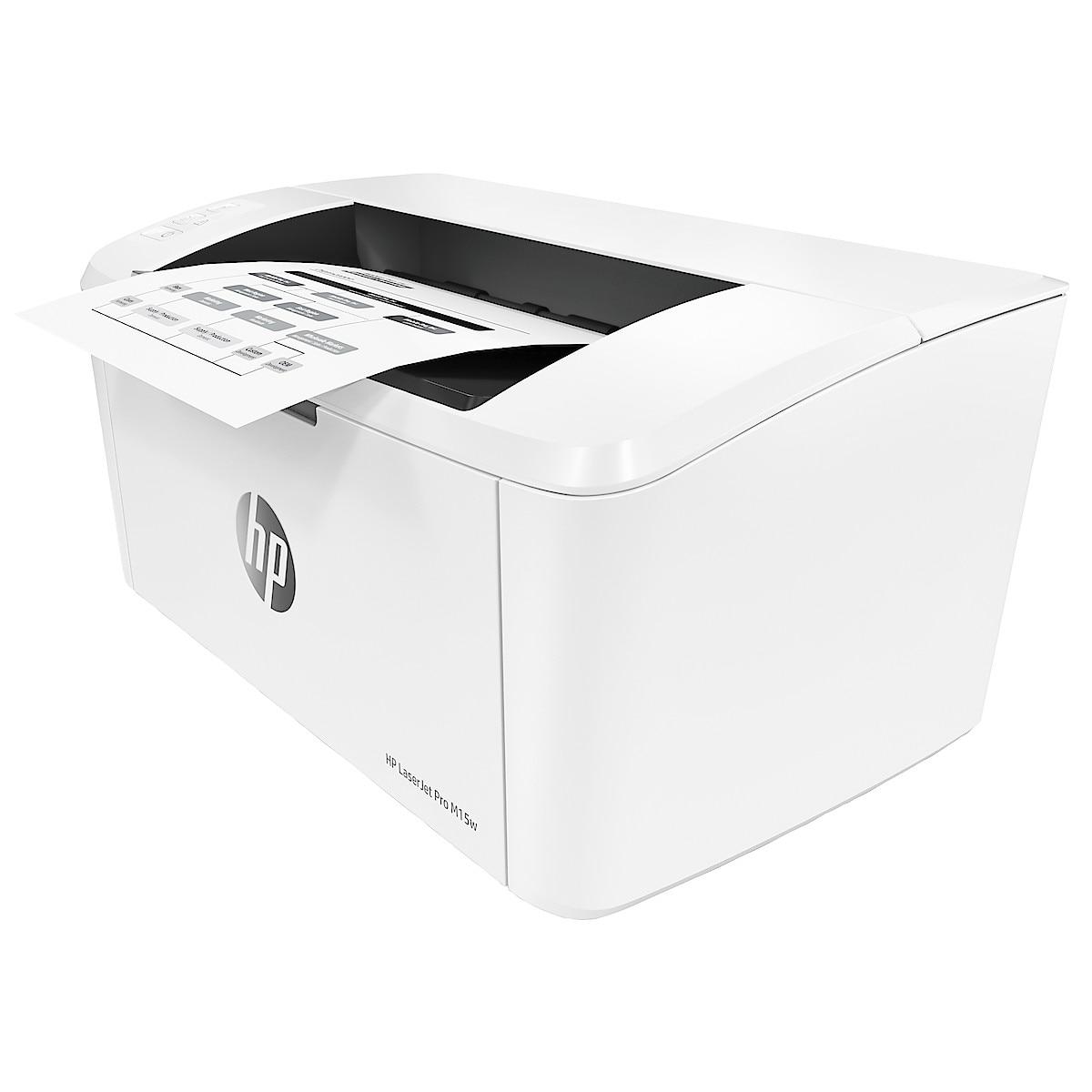 HP LaserJet Pro M15W, laserskrivare