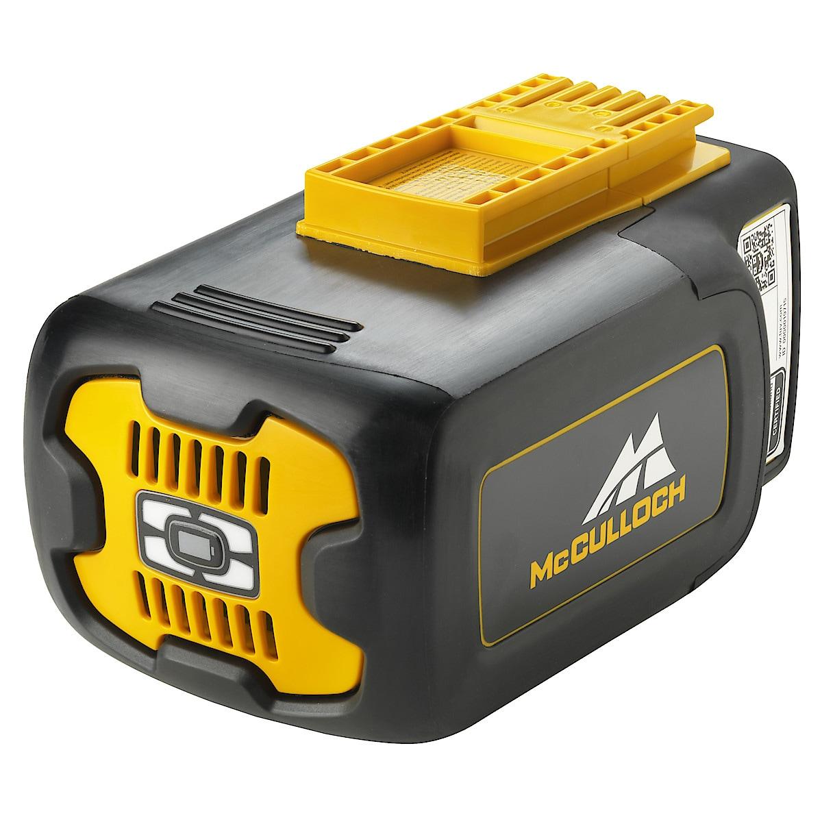Batteri McCulloch Li 58 52 Ah