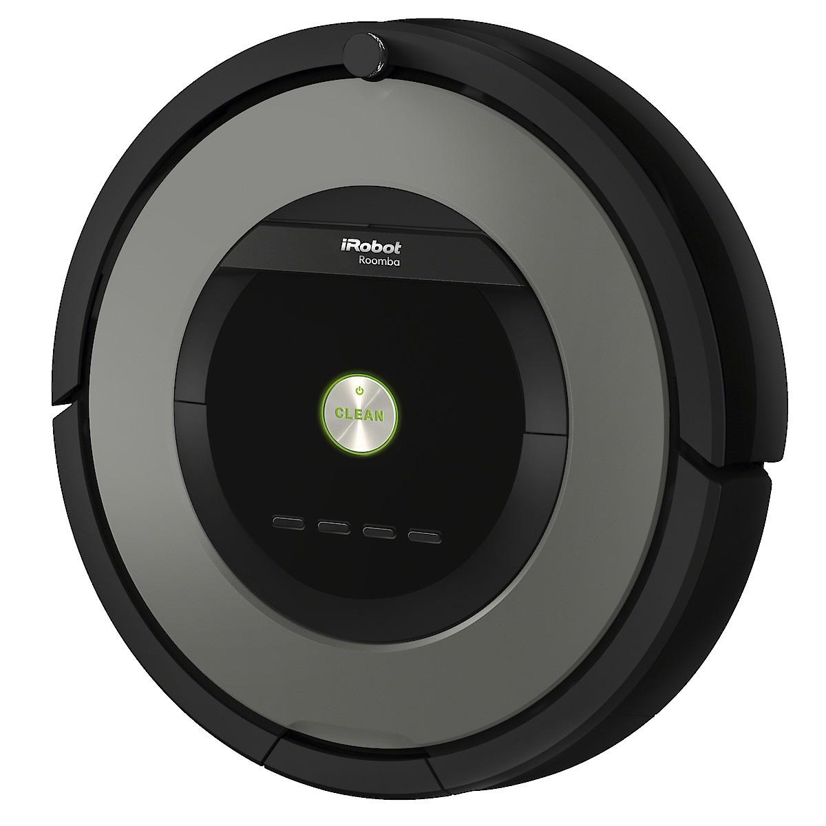 Robotdammsugare iRobot Roomba 866