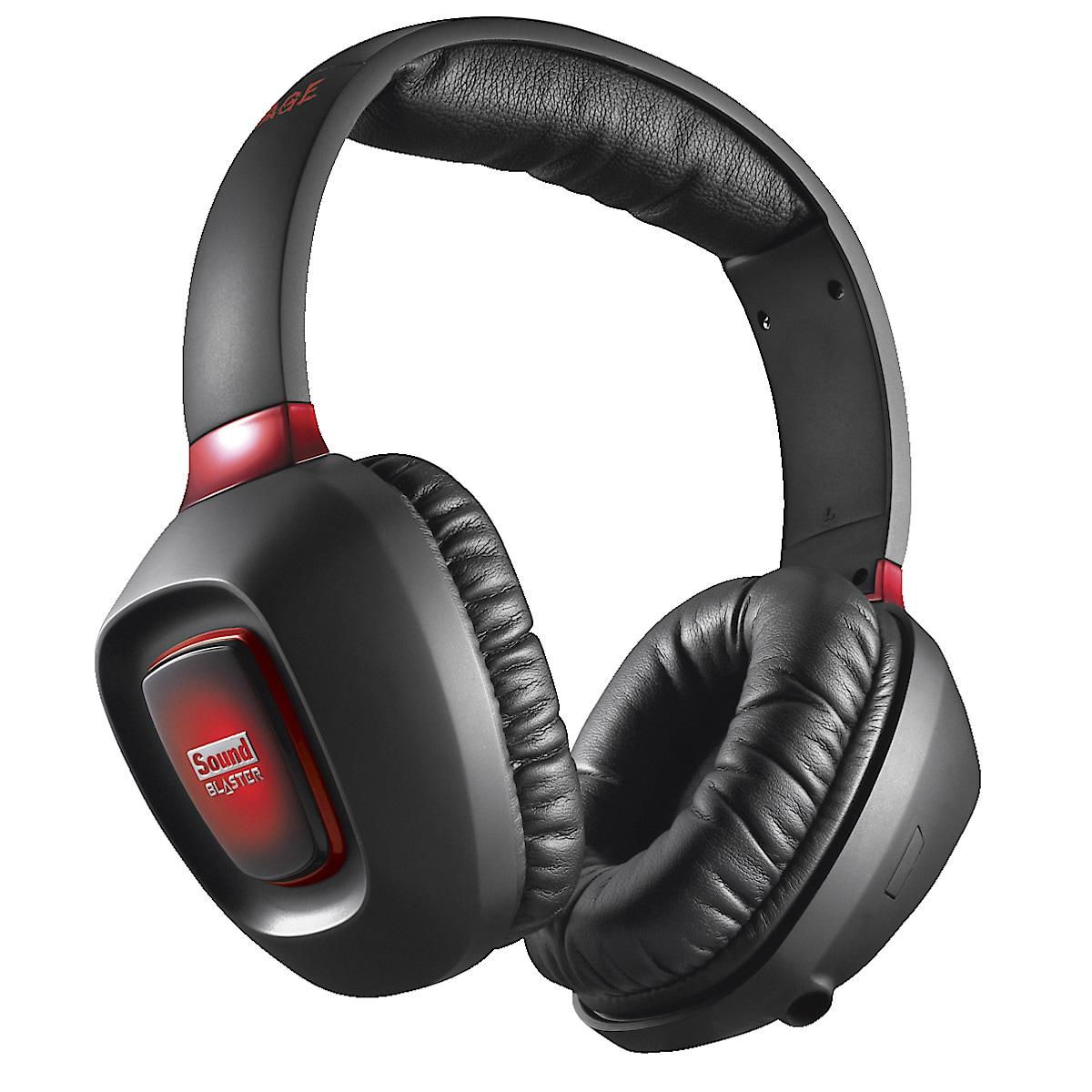 Trådlöst Gaming-headset, Soundblaster Tactic 3D Rage