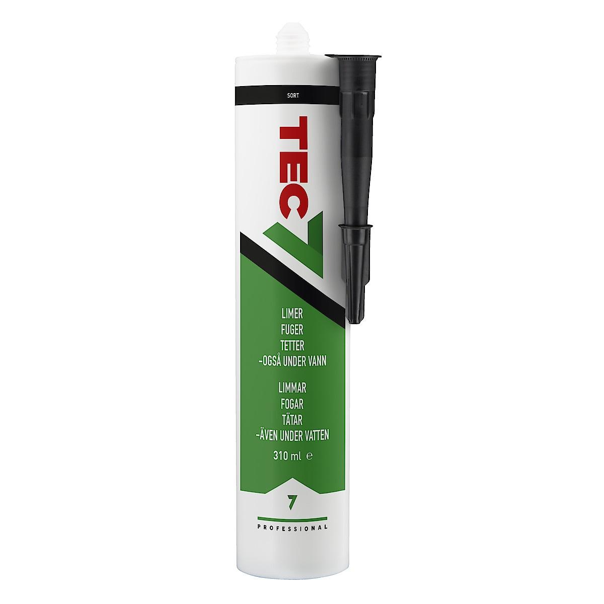 Fog- och tätningsmassa Tec7, 310 ml