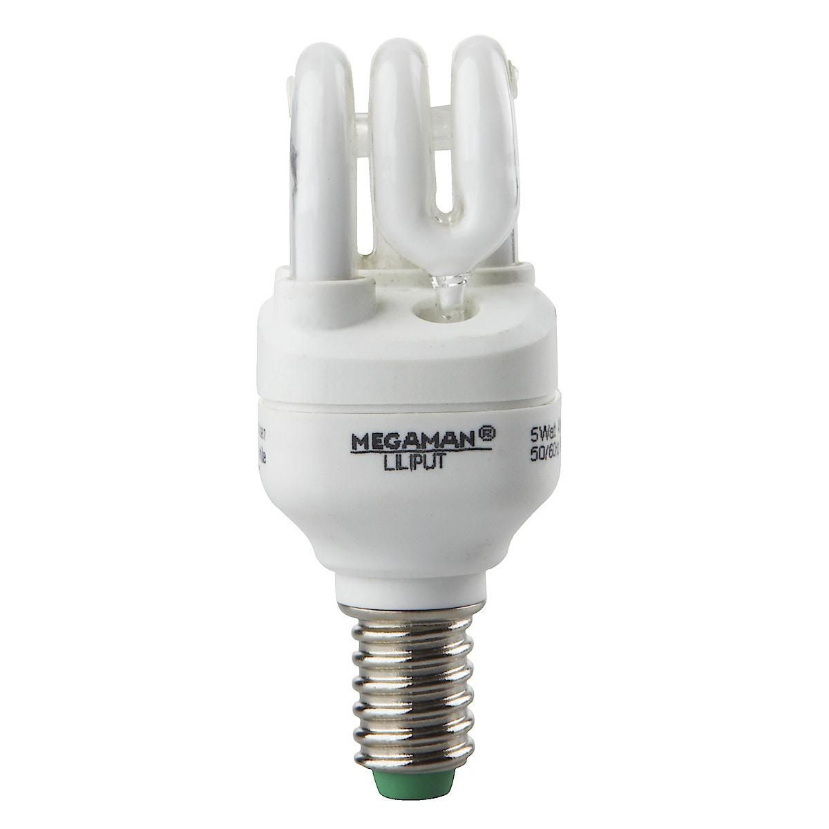 ENERGIALAMPPU 5W E14 MEGAMAN