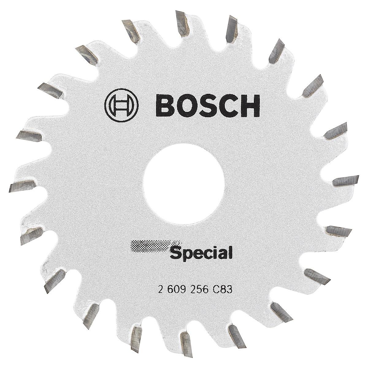 Sågklinga special till multisåg Bosch PKS16