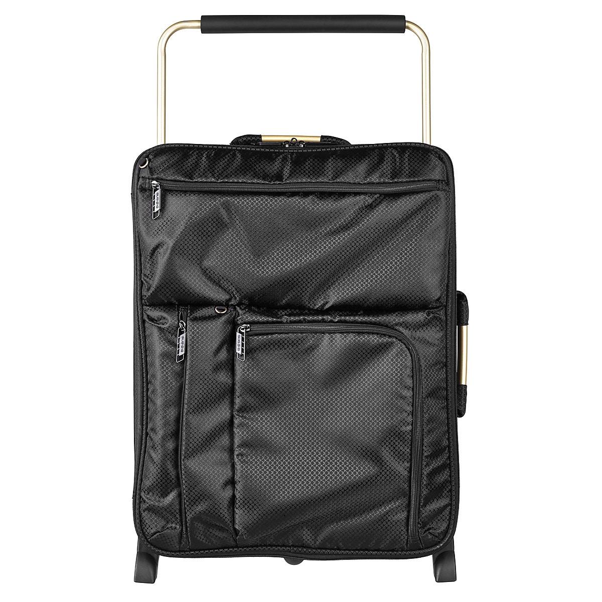 Black IT Suitcase