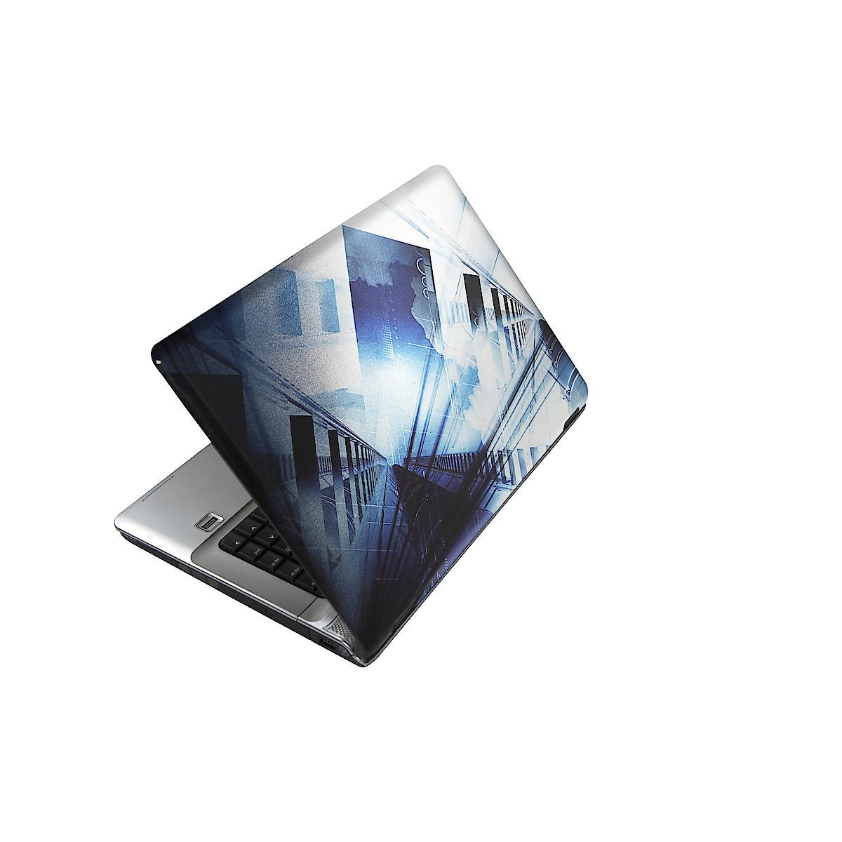 Laptop-dekor