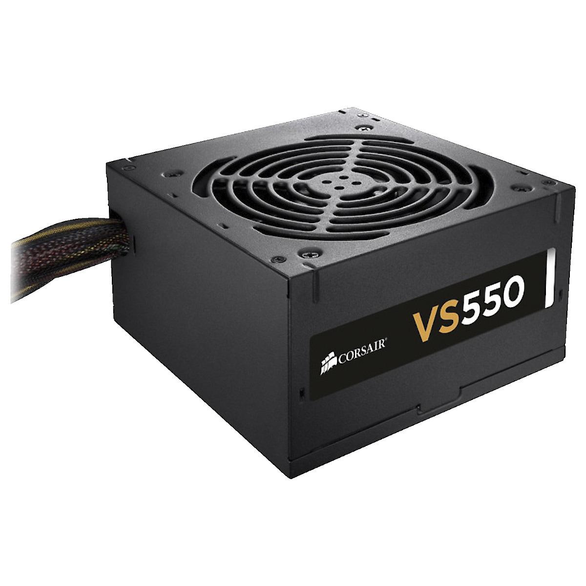 Nätaggregat Corsair  VS550