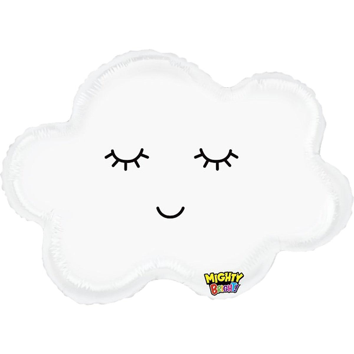 Foliopallo, pilvi
