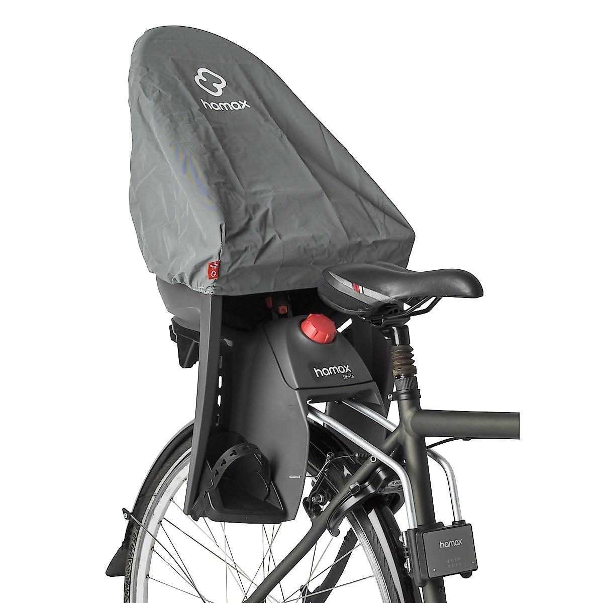 Regnskydd till cykelsits Hamax