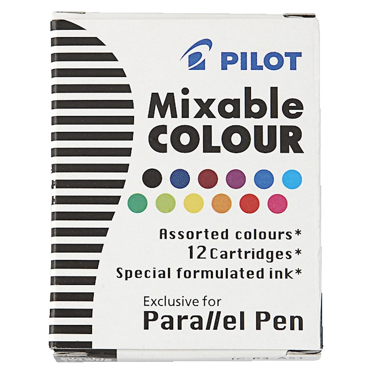 Patruunat Pilot Parallel Pen -kynään 36-3871