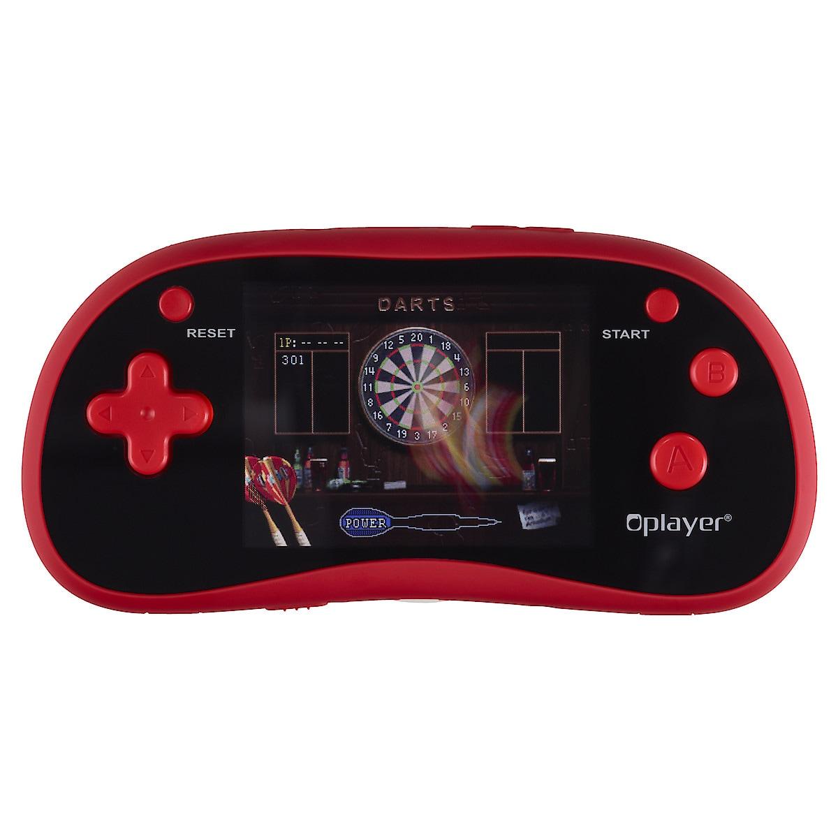 Bærbar spillkonsoll 180 innebygde spill