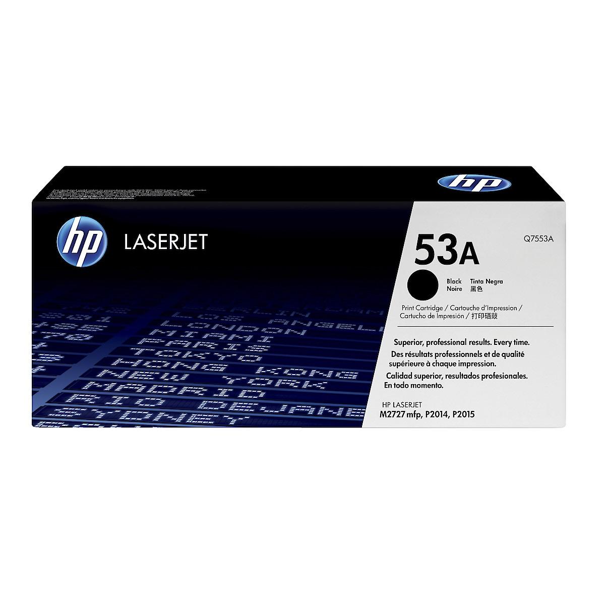 Värikasetti HP 53A