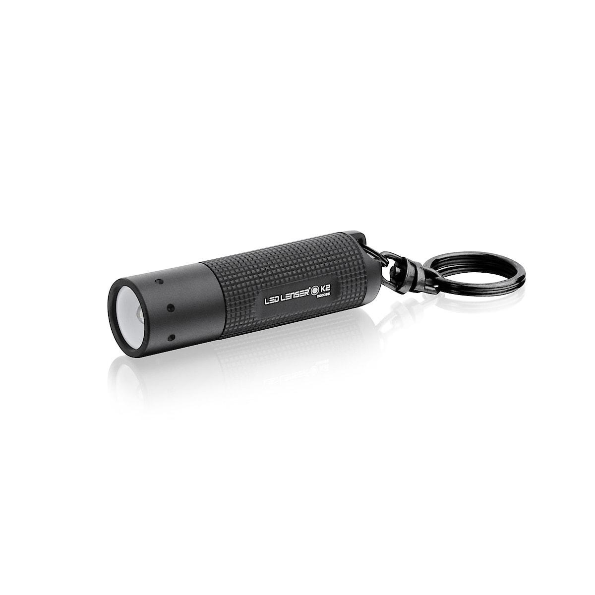 Nyckelringslampa LED Lenser K2