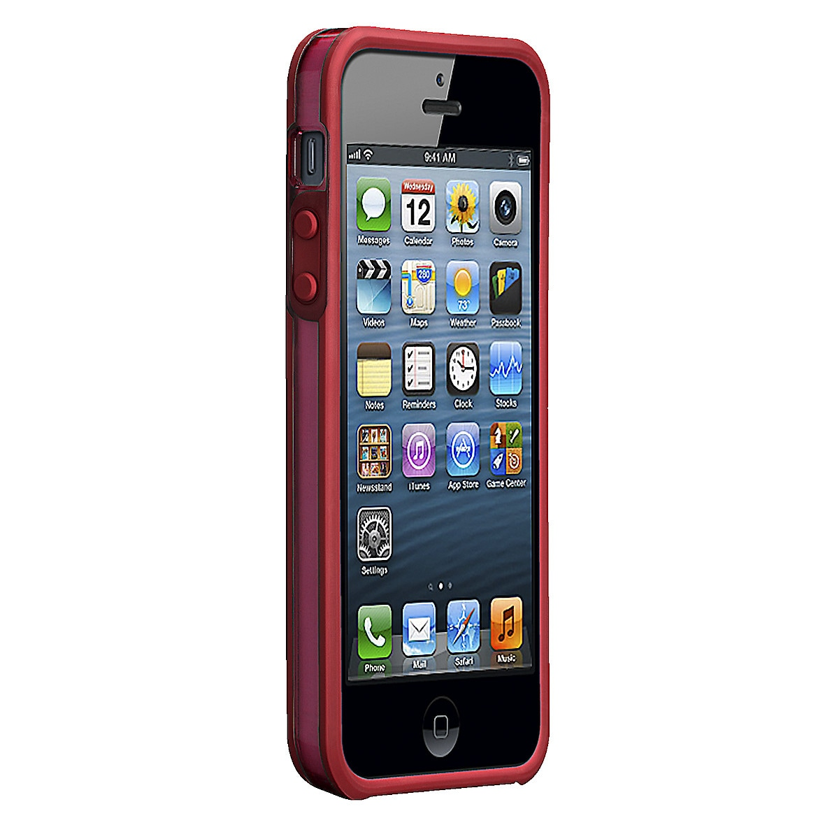 Case-Mate Haze, deksel for iPhone 5