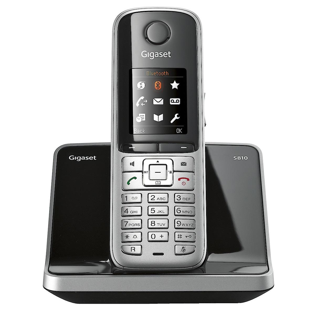Gigaset S810 trådløs telefon