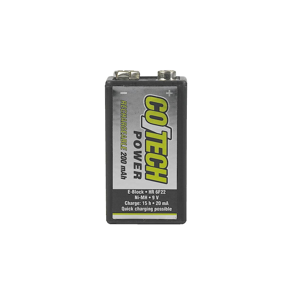 Ladbare batterier,