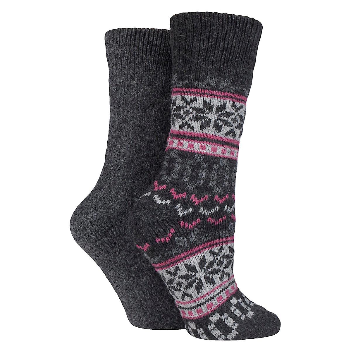 Woolly Sock Set 2 pairs