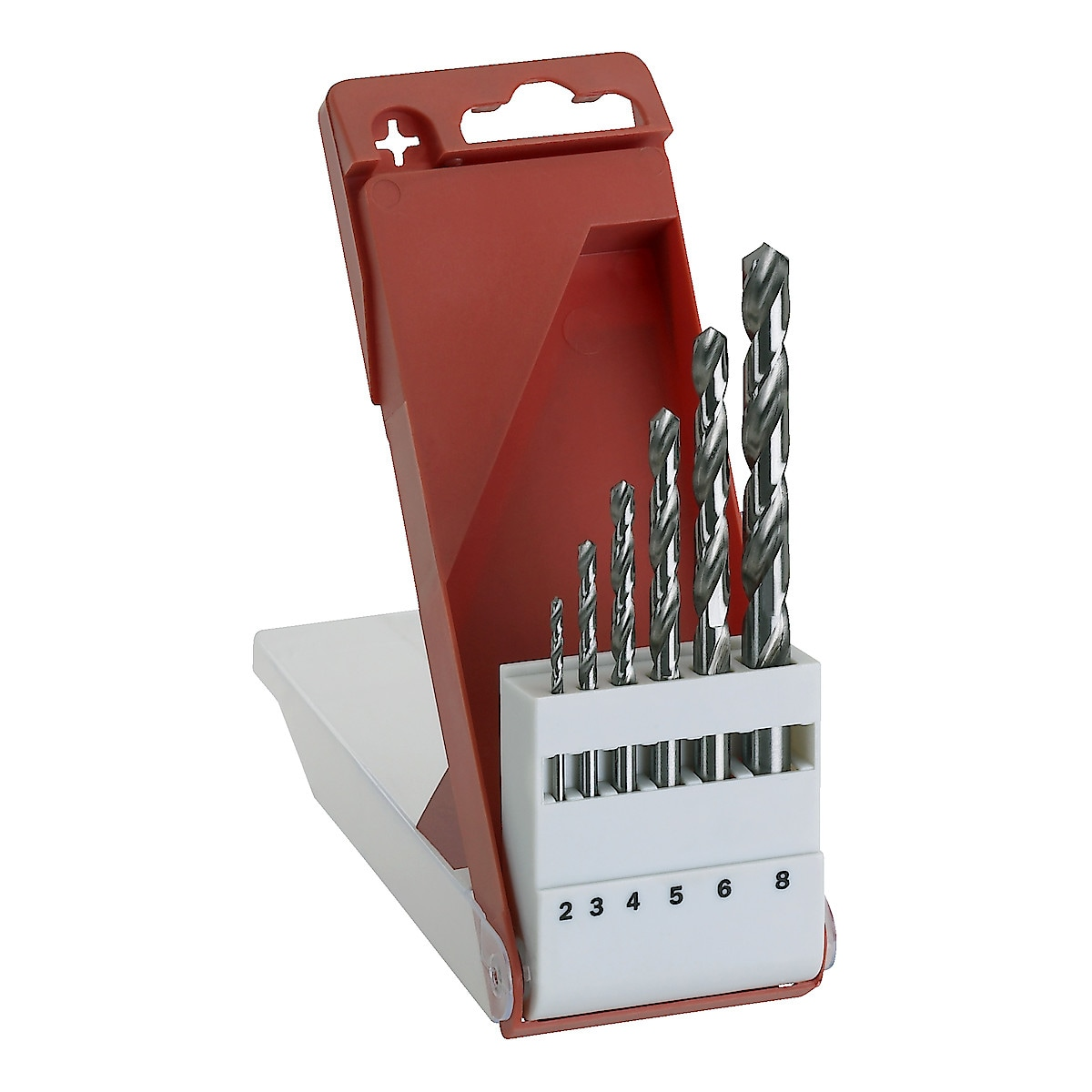 Metallborrset Bosch HSS-G
