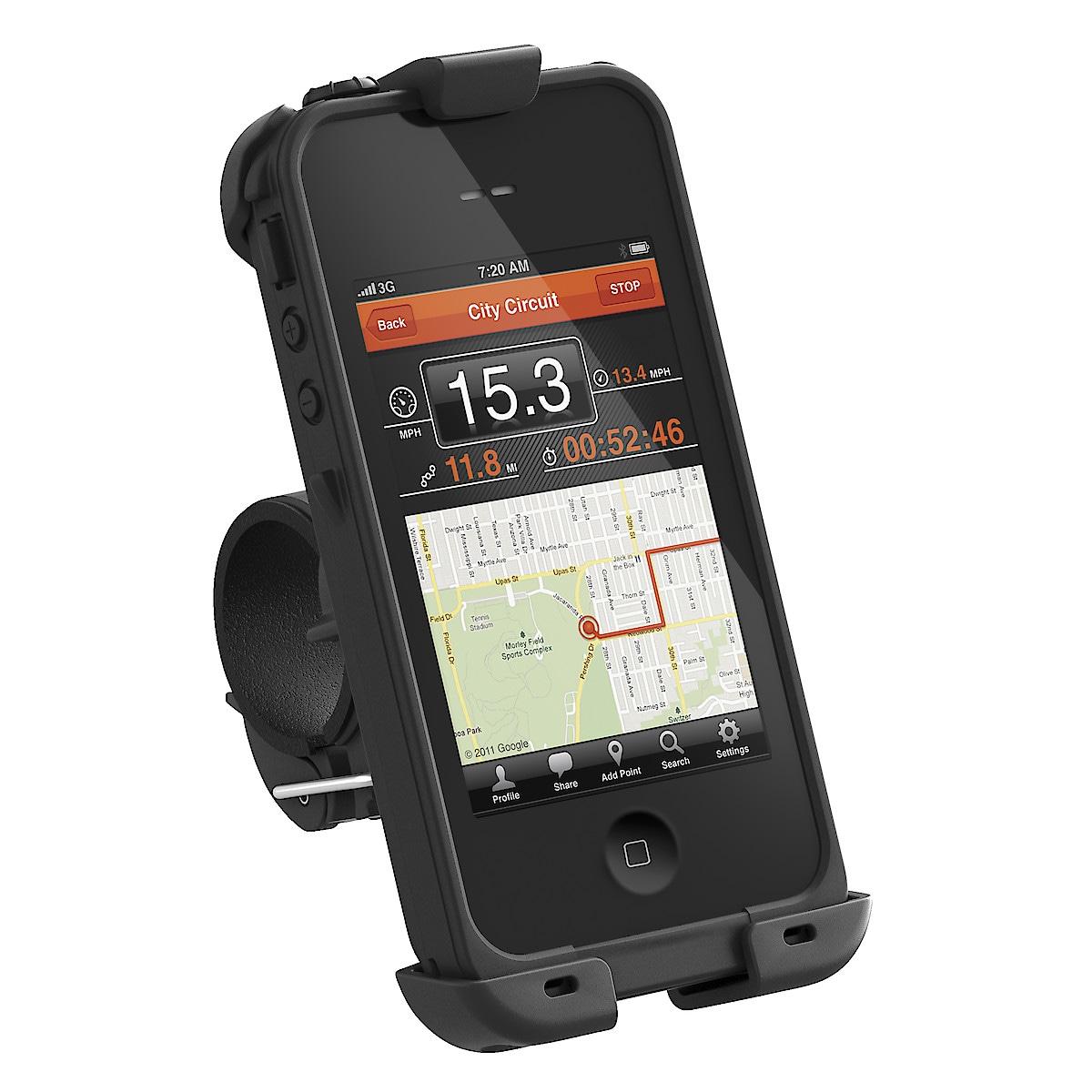 Cykelfäste för iPhone 4/4S Lifeproof