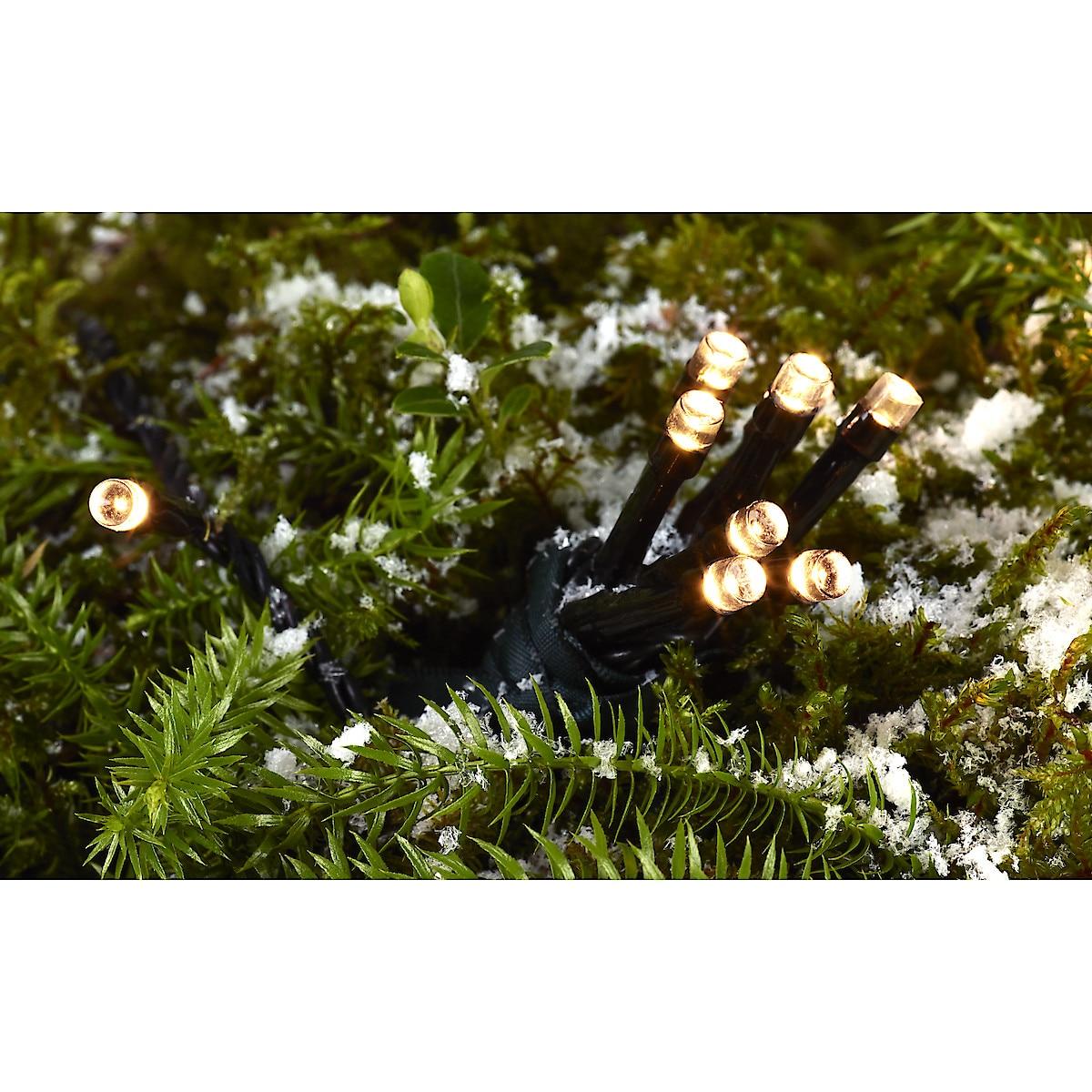 Batteridriven ljusslinga