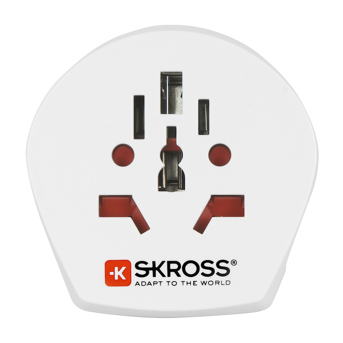Matka-adapteri SKROSS World to Europe
