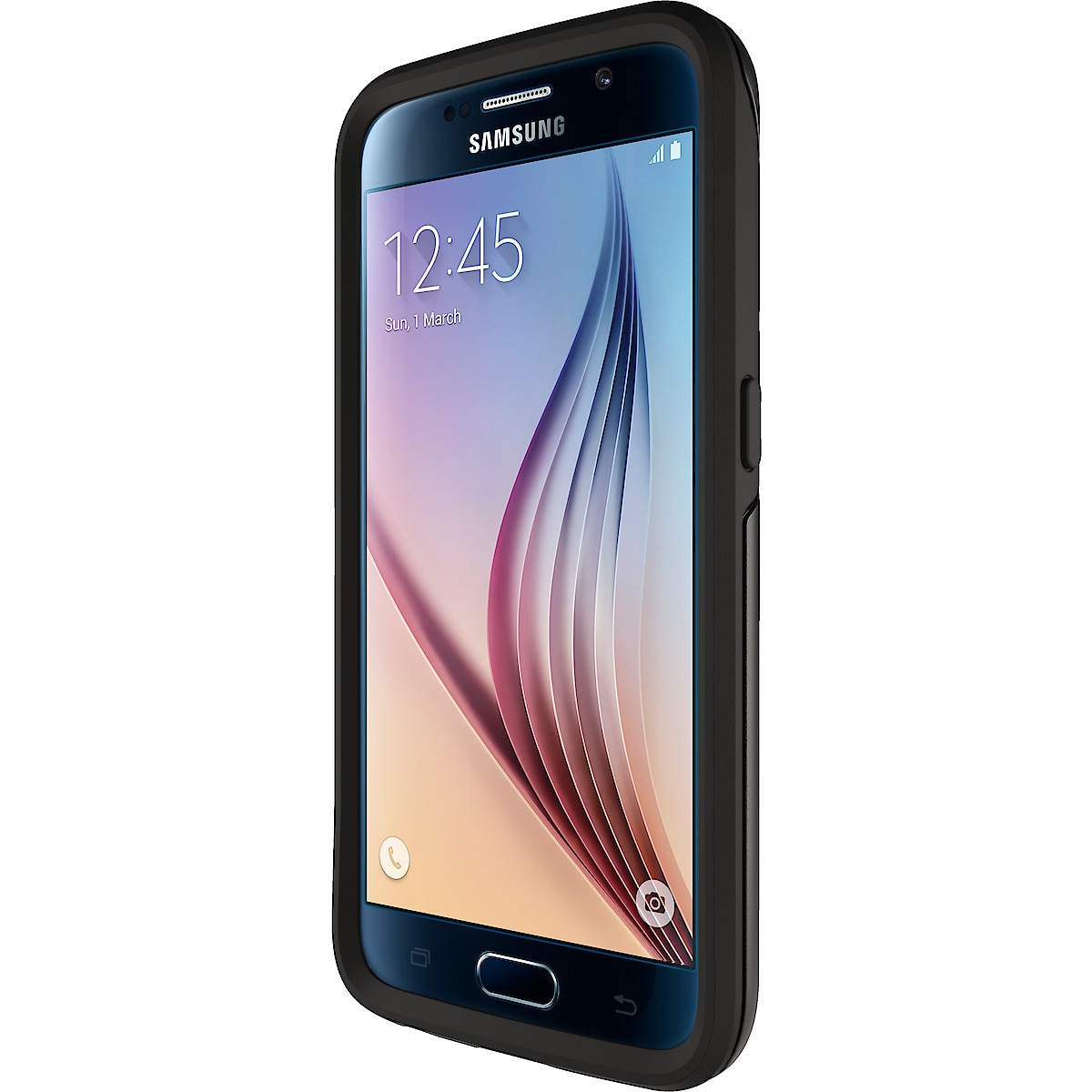 Cover für Samsung Galaxy S6, Otterbox Symmetry