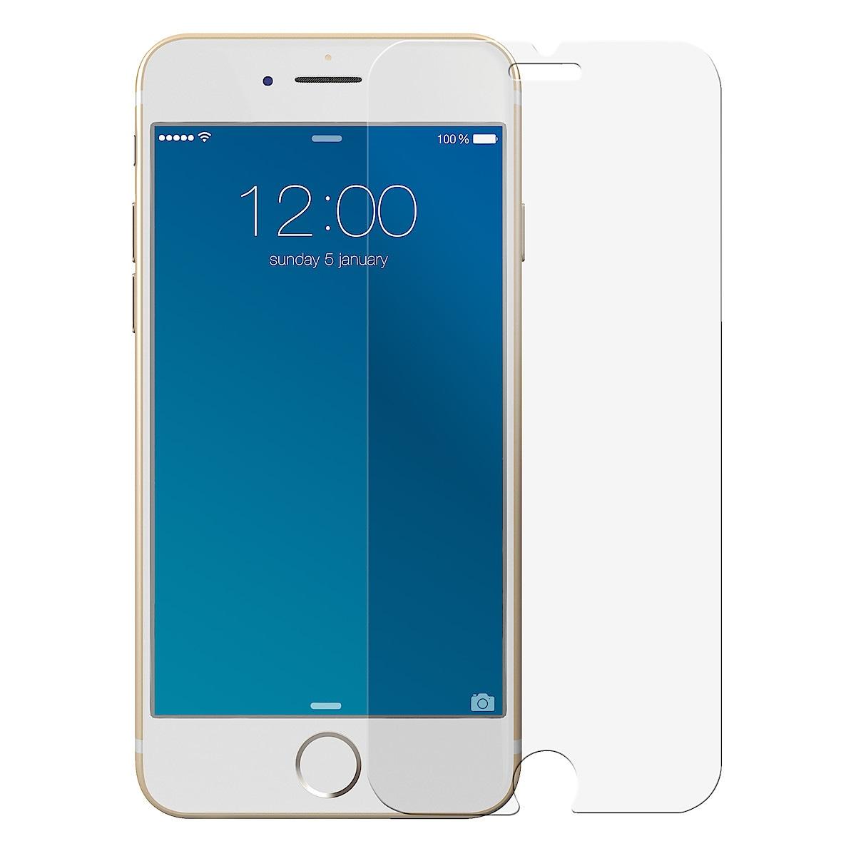 Skärmskydd för iPhone 6/6S/7/8 iDeal of Sweden Ideal Glass