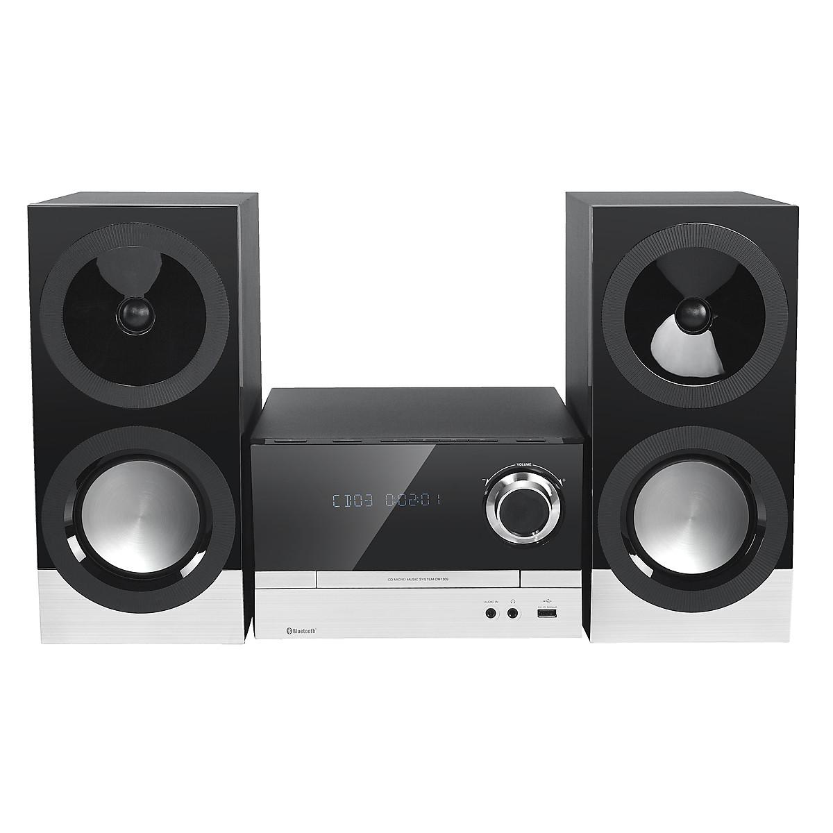 Musikanläggning med Bluetooth och DAB Exibel BDX610