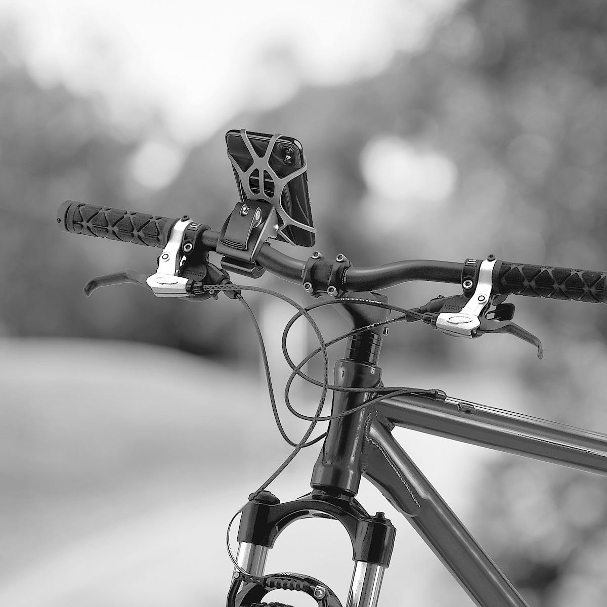 Polkupyörän puhelinpidike magneettikiinnikkeellä, Ghostbike, Celly