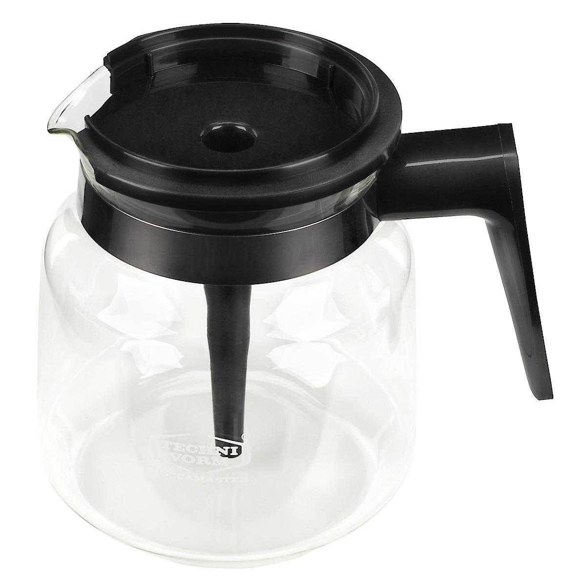 Moccamaster glaskanna K/KB/H, 1,25 liter