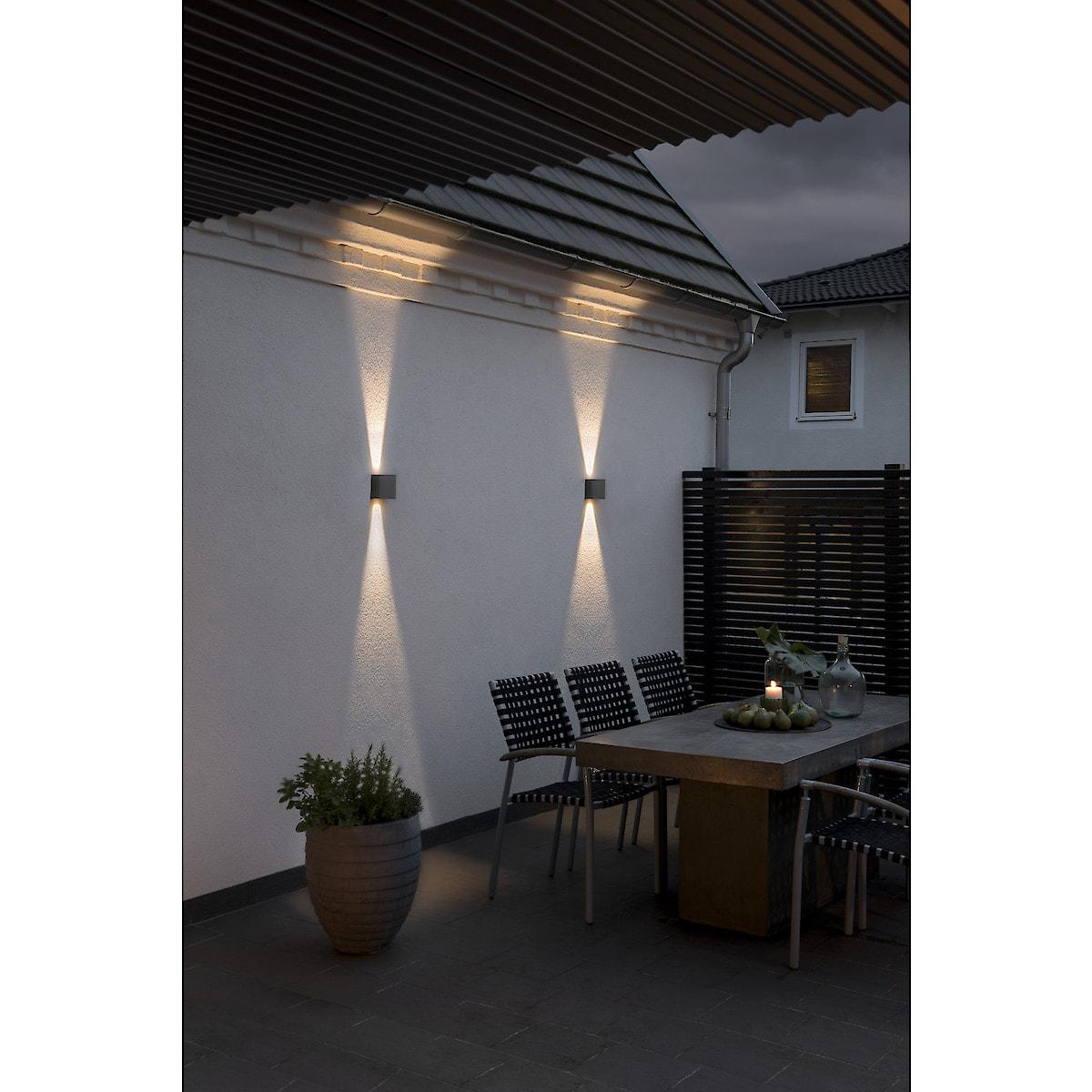 Väggspotlight Chieri Konstsmide LED
