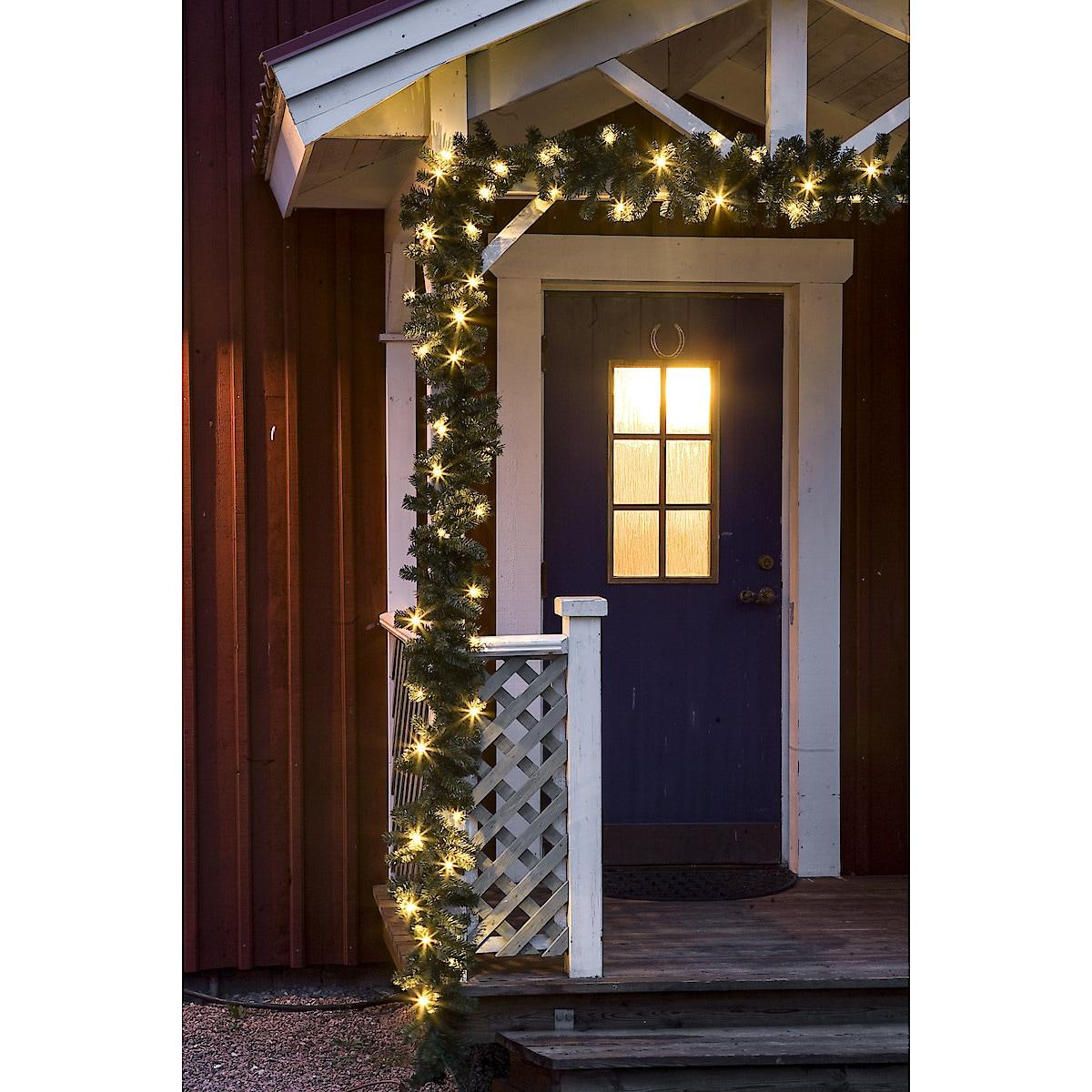 Utbyggbar girlang LED Northlight