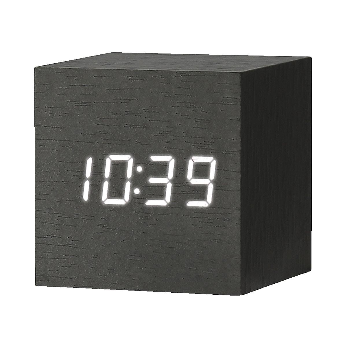 Bordsklocka Cube