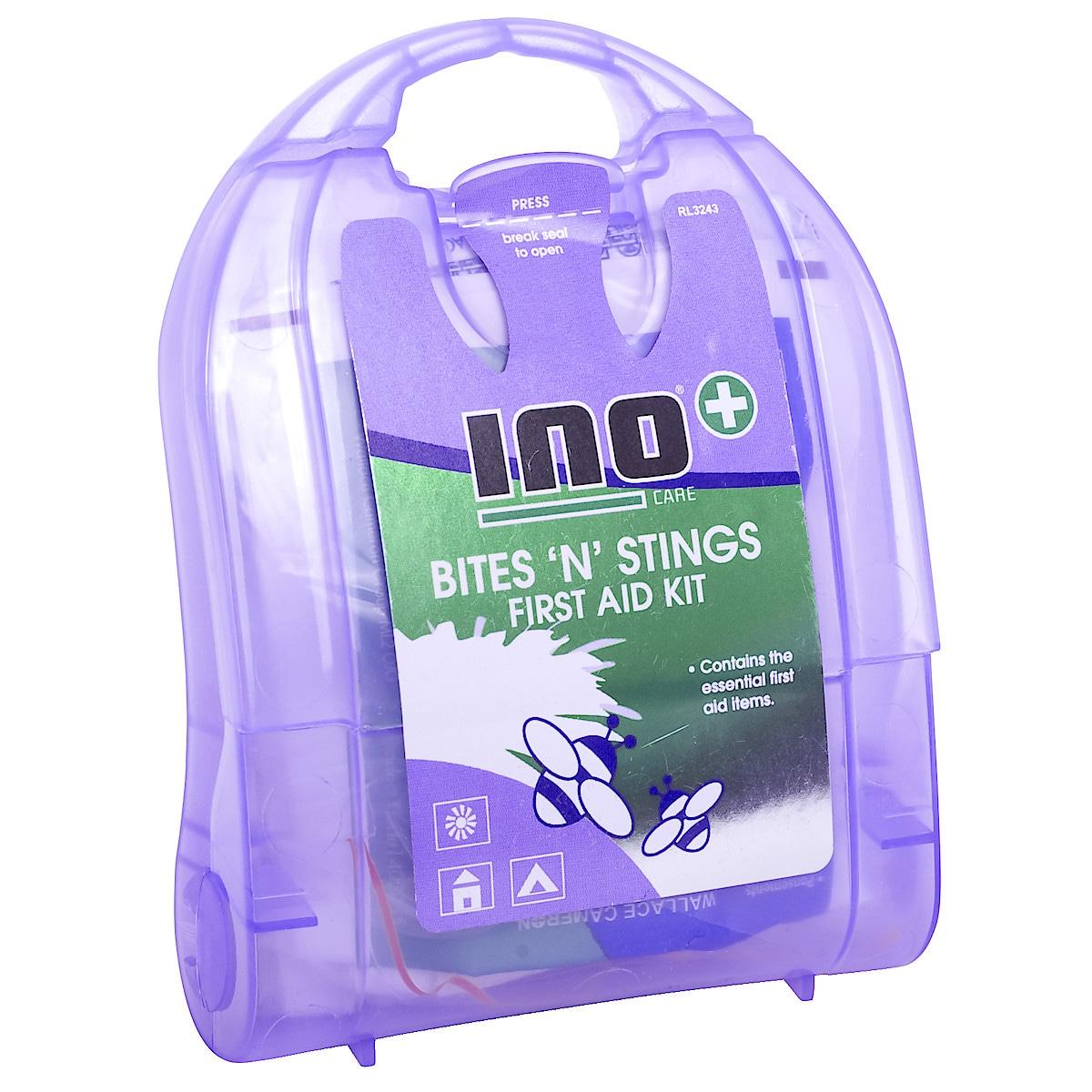 Första hjälpen-kit Bites 'n' Stings, Ino-Care