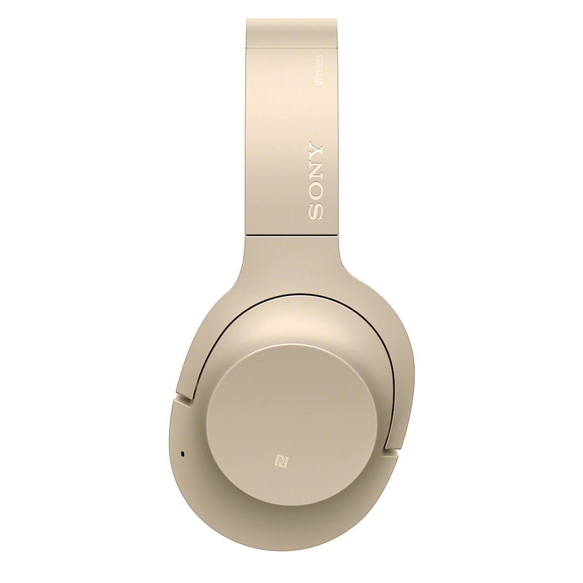 Trådlösa hörlurar med mikrofon, Sony WH-H900N