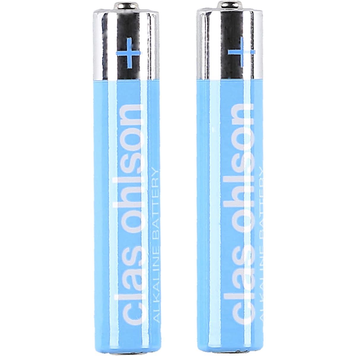 Alkaliskt batteri AAAA/LR61