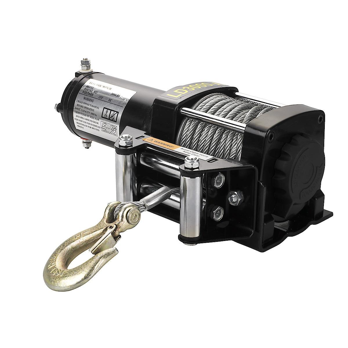 Sähkövinssi 12 V LDW3000-A