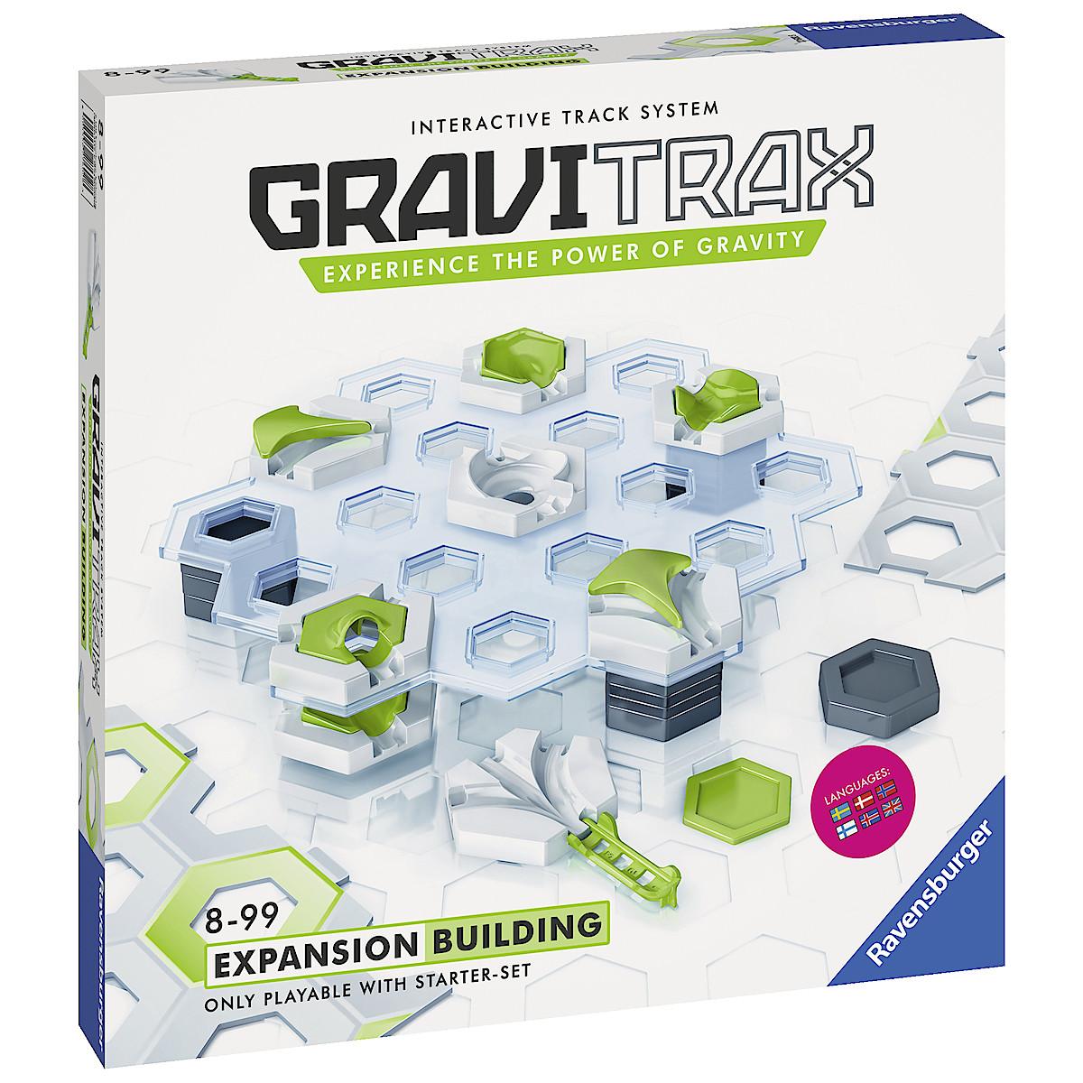 GraviTrax Expansion Building, Ravensburger