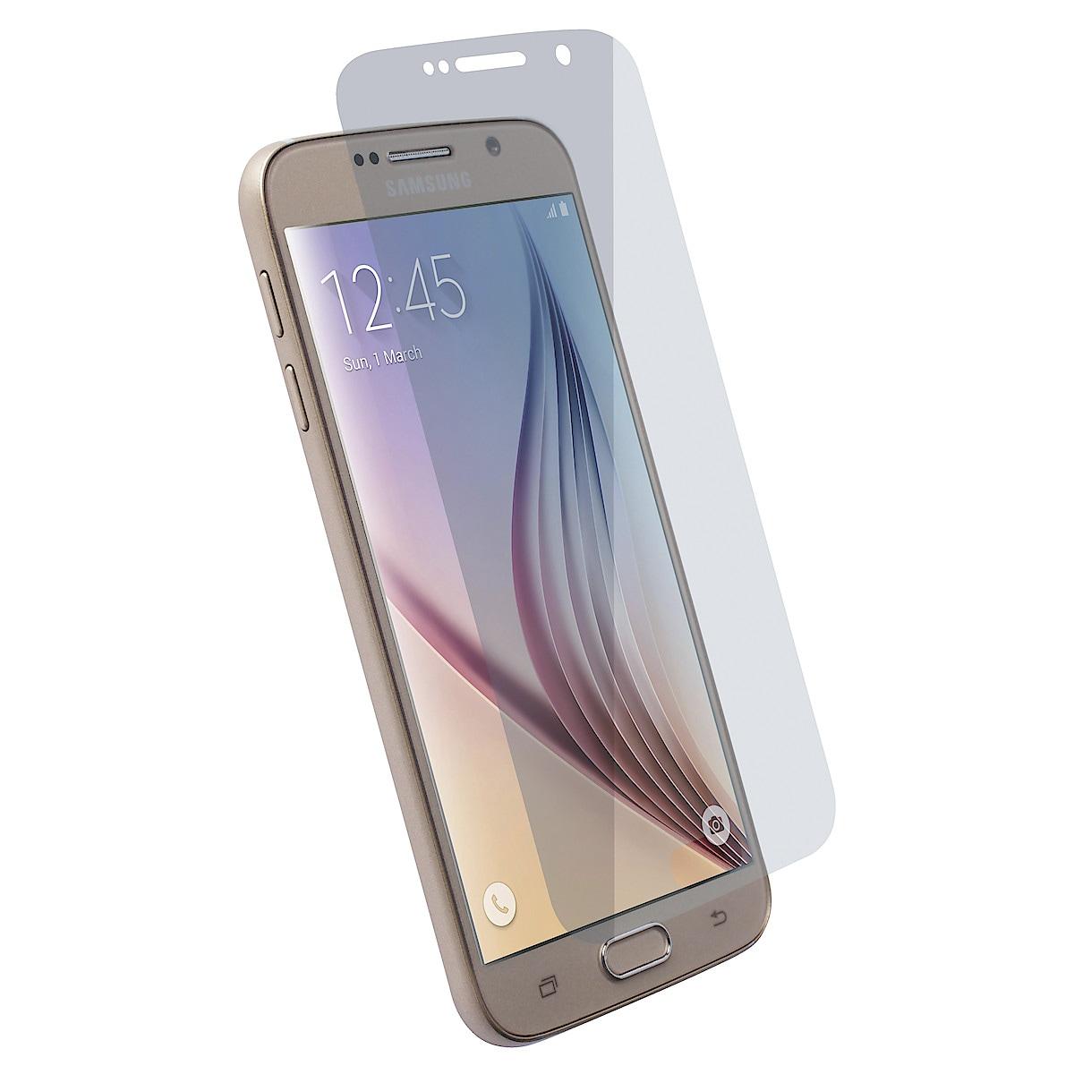 Krusell Nybro, skjermbeskyttelse i glass til Samsung Galaxy S6