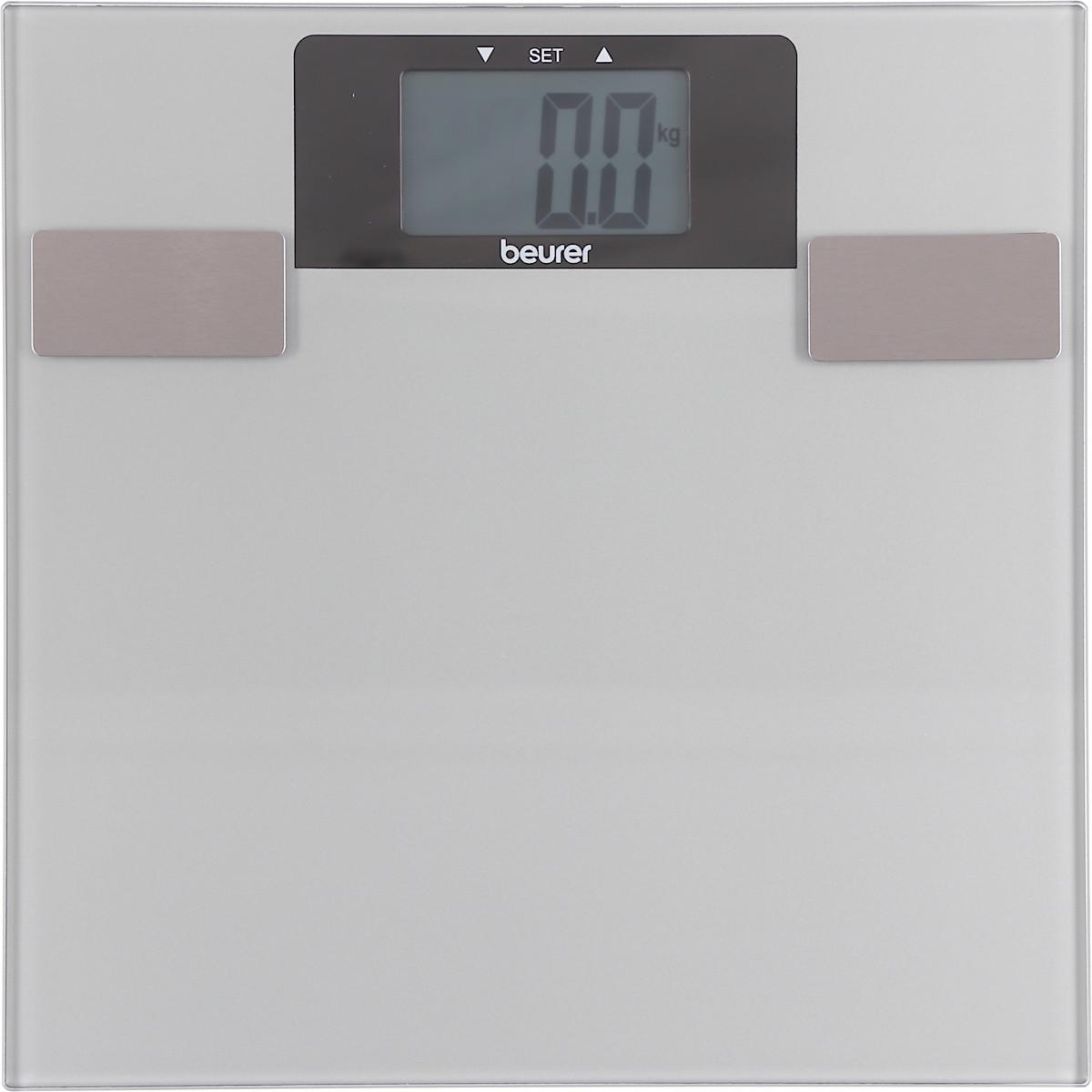 Beurer SR BF2, personvekt BMI