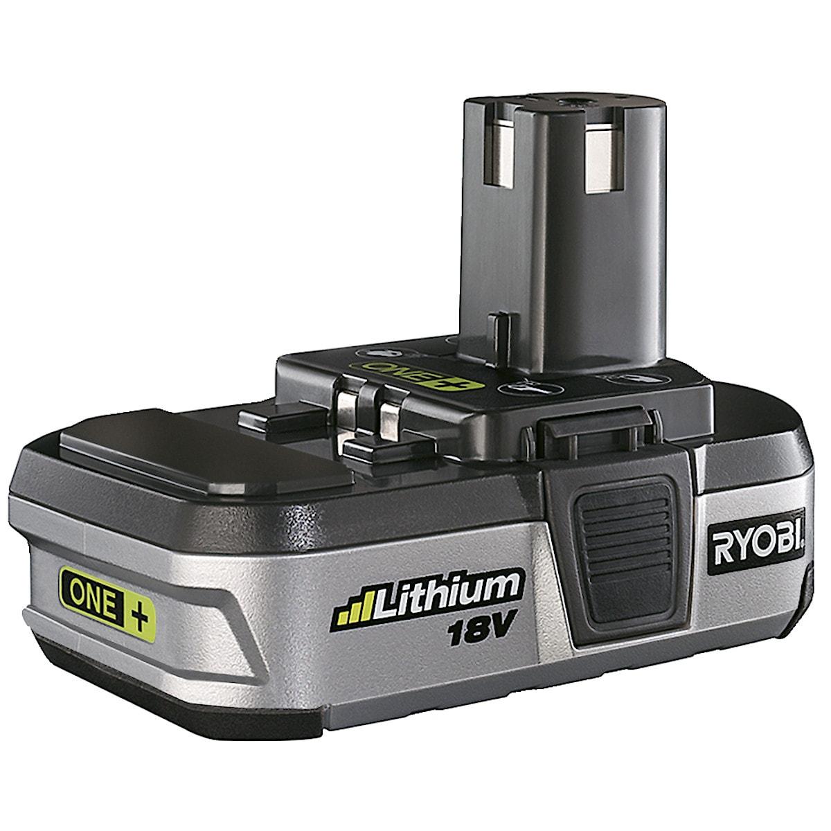 Laddare och batteri Ryobi BLK18151 18 V One Plus