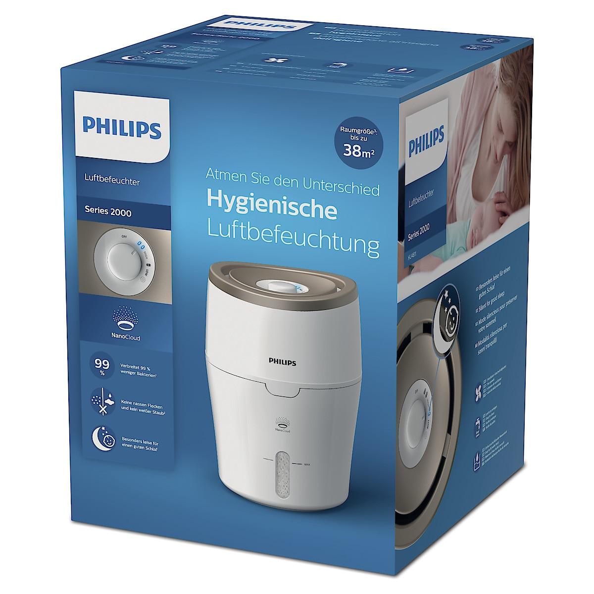 Ilmankostutin Philips HU4810