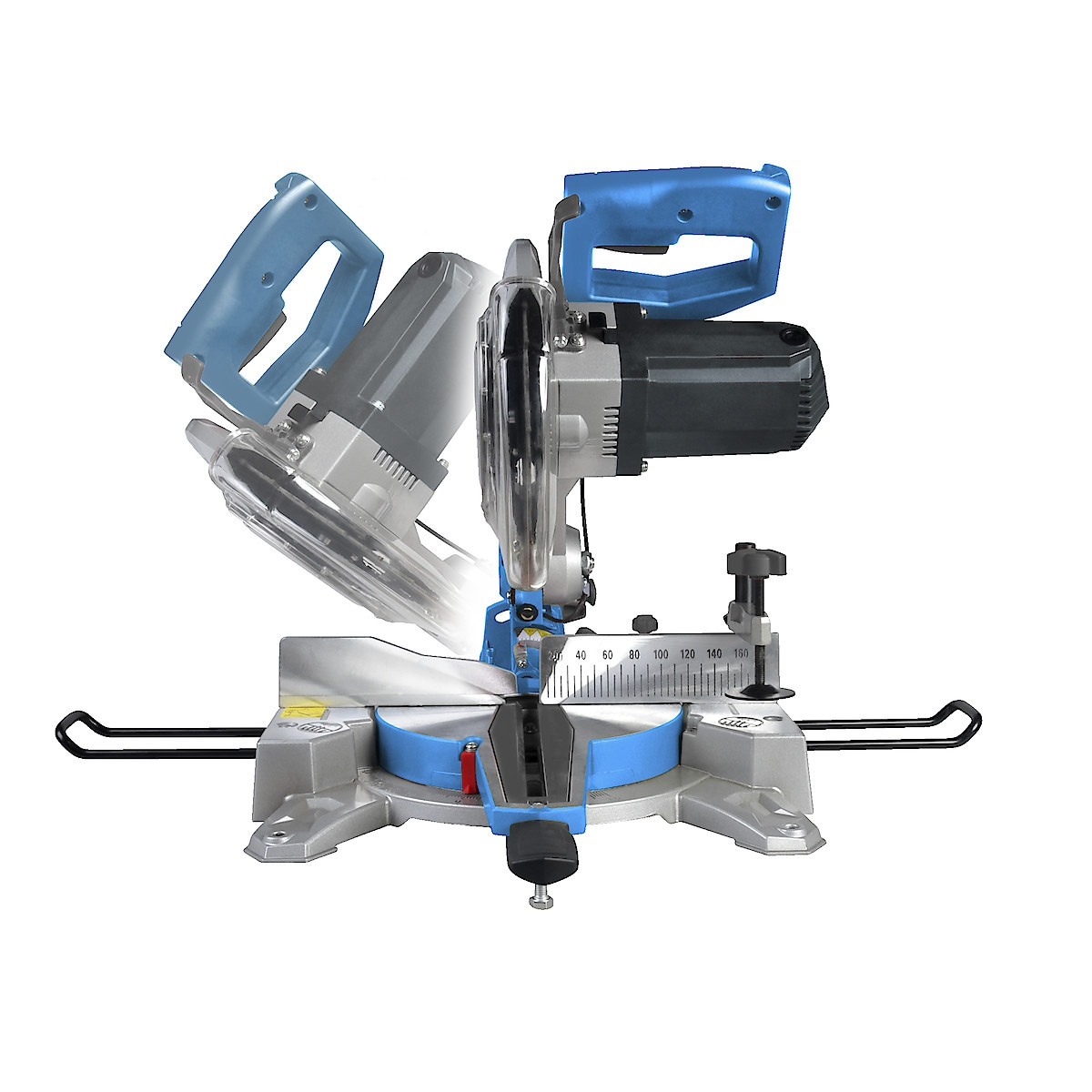 Cocraft HMS 210-L Compound Mitre Saw