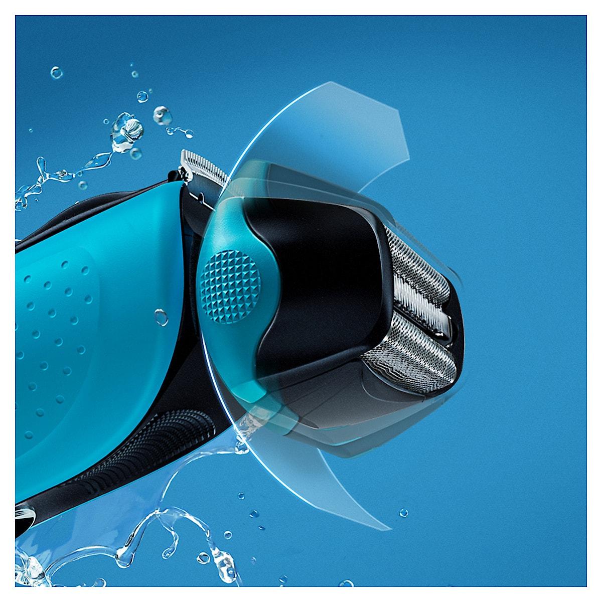 Partakone Braun WaterFlex 2s